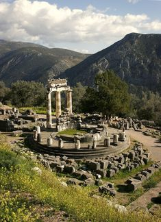 Oracle of Delphi, Greece - still gonna get there one day!