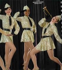 andrew sisters costume ideas - Google Search Sister Costumes, Boogie Woogie, Jazz Dance, Theatre Costumes, Dance Dresses, Pageant, Halloween Costumes, Two Piece Skirt Set, Formal Dresses