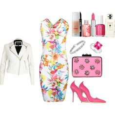 Sunday Brunch! by fabuliciousfi on Polyvore featuring polyvore, fashion, style, Boohoo, River Island, Versace, Like Dreams, Kate Bissett, Benefit and Givenchy