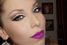 Batom roxo: um tom marcante para destacar seus lábios - Dicas de Mulher