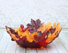 DIY hojas