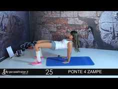 Glutei Esplosivi - YouTube
