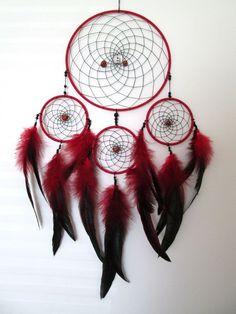 Custom Dreamcatcher  Tribal Dreamcatcher  Large by CustomCatchers