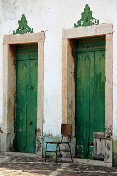 Alcantara (Brazil) doors, Matteo Tarenghi