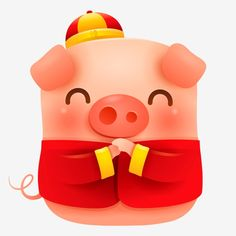 Happy New Year Pig,Pig,Pig 2019,pink,happy clipart,pig clipart,piggy,happy pig,new year,happy,happy birthday,happy easter,happy anniversary,happy holidays