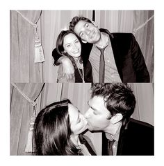 """""""And then I met her and I was so nervous and I was like, 'Oh god, I'm going to fall in love with her.'"""" - Emily Blunt and John Krasinski"""