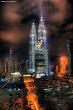 Kuala Lumpur City Centre, Malaysia