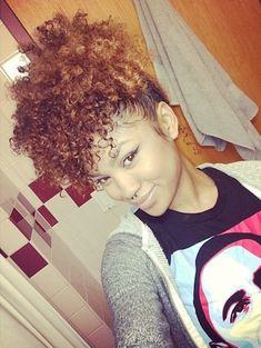 Casey http://blackgirllonghair.com/2013/04/casey-natural-hair-style-icon/