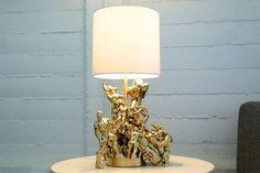 Návod ako premeniť detské figúrky na originálnu lampu  2