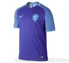 Netherlands Nike 2016 kits