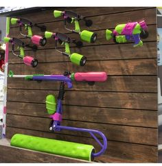 new gun designs and splat dualies from Splatoon 2