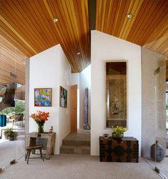 Project 4 - contemporary - entry - santa barbara - Giffin & Crane General Contractors, Inc.