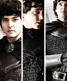 Mordred. He is one of the handful of fictional characters that really, truly, break my heart