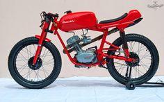 Ducatino - RocketGarage Cafe Racer