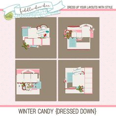 Winter Candy {Dressed Down}