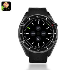 The IQI smartwatch is a stylish Android watch phone that can be worn at any occasion. With its Quad-Core CPU you can enjoy all its features to the most. Quad, Android Watch, Android Smartphone, Android Wear, Electronics Gadgets, Technology Gadgets, Mobiles, Out Of Office Message, Bluetooth