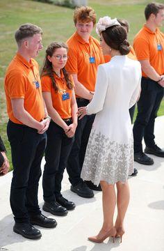 Royals & Fashion: Duchesse Catherine