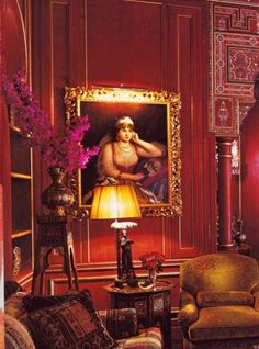 Orientalism interiors by Alberto Pinto