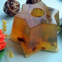Revive your skin with this soap made from orange oil, purified water,coconut oil and glycerine.