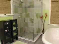 Find This Pin And More On Bathroom Ideaz Ideas Terrific Bathroom Ideas For Small Bathrooms With Frameless Corner Shower