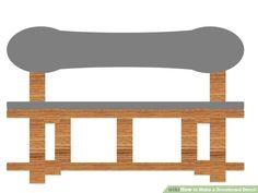 Image titled Make a Snowboard Bench Step 8