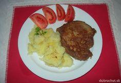 Fotorecept: Bravčové mäso nakladané s cesnakom - pikantné
