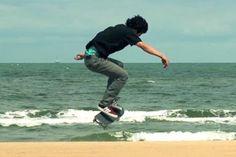 skate beach