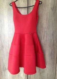 Kup mój przedmiot na #vintedpl http://www.vinted.pl/damska-odziez/sukienki-wieczorowe/11737917-czerwona-sukienka-rozmiar-xs