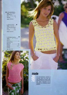 Revista Completa Magazine Tricot