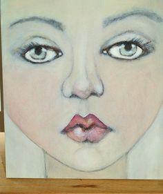 Birgit's Daily Bytes: My Art Work