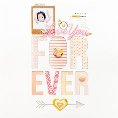 Maggie Holmes Design Team : Love You Forever by Jessy Christopher