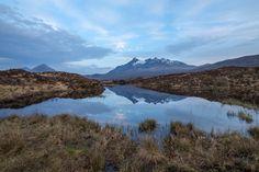 Cuillin hills Places Ive Been, Mountains, Nature, Travel, Pictures, Scotland, Landscape, Naturaleza, Viajes