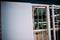 A bit of an Arty shot of the workshop window! #JonDibben #Surreyhills
