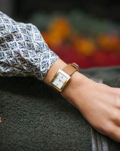 In love with the new Tory Burch watches!