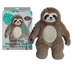 Slow down and curl up with this Sloth Huggable by GamaGo