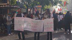Palestino contra la guerra.