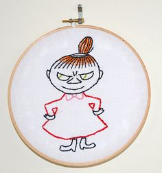 Little My by AlcottFarms on Etsy, $40.00