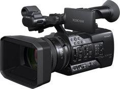 Sony Full HD Sensor Xdcam Camcorder With Zoom Lens and Xavc recordings, Green Camera Sony, Best Camera, Digital Camera, Wi Fi, Filter Camera, Wireless Lan, Camera Equipment, Cmos Sensor, Zoom Lens
