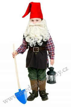 TRPASLÍK dětský kostým