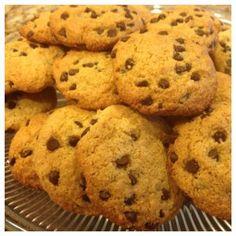 Paleo Chocolate Chip Cookies - Italian Recipes | Paleo Recipes | Award Winning Recipes