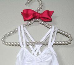 Baby Couture Pearl Hanger