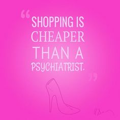 #shopping #quotes . Follow - www.pinterest.com/ImStyle and LIVE with Style -  www.SheWithStyle.com