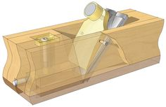 Instructions on making the wooden plane. Best instructions I have found. Ben