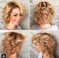 12 angesagte Frisuren für mittellanges Haar für Frauen, die gerne experimentieren möchten!
