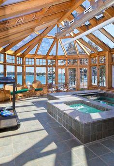 Maine House   Looks Like Heaven To Me!