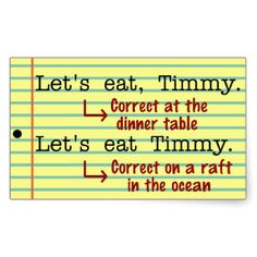 punctuation funny - Google Search