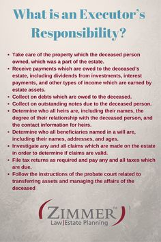 Understanding probate probate planning infographic via passare a cincinnati probate attorney should be contacted if an executor does not do what he is supposed to a cincinnati probate attorney explains legal remedies solutioingenieria Gallery
