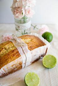eat pray bake: Lime & Coconut Cake