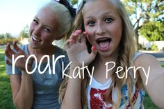 Roar- Katy Perry[MUSIC VIDEO] (+playlist)