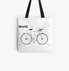 Simple illustration-poster of a bike and its technical details. #bicycle#simple#artwork#typography#bike#biking#bikeframe#technical#wheels#text#poster#print#illustrator#illustration Poster Wall, Poster Prints, Framed Art Prints, Canvas Prints, Simple Artwork, Simple Illustration, Wood Wall Art, Biking, Tech Accessories